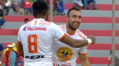 Ayacucho FC acaba con el invicto de Sporting Cristal (2-0)