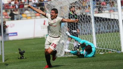 Universitario vs. Alianza Lima: el gol de Aldo Corzo que desató la locura en el Monumental (VIDEO)