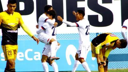 Liga1 Movistar: San Martín abrió la fecha 19 de la Fase 1 venciendo por 2-1 a la Academia Cantolao