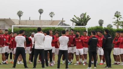 Universitario de Deportes trabaja pensando en la Copa Sudamericana