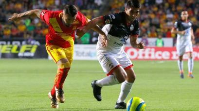 Irven Ávila fue presentado como nuevo jugador del Monarcas Morelia