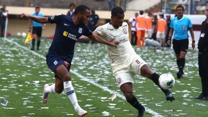 Universitario vs. Alianza Lima: las principales incidencias del último clásico en el Monumental (VIDEO)