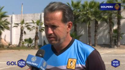 """Carlos Silvestri: """"Siempre ha sido un sueño dirigir una selección nacional"""""""