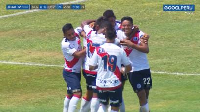 Deportivo Municipal venció 1-0 a César Vallejo por la fecha 8 de la Liga1 Movistar