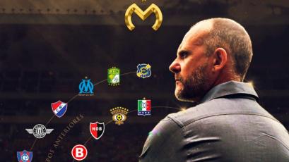 Liga MX: Javier Torrente dirigirá a los peruanos del Monarcas Morelia
