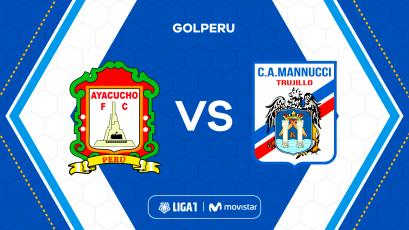 Liga1 Movistar: Ayacucho FC y Carlos A. Mannucci darán inicio al Torneo Clausura