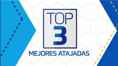Top 3: Las mejores atajadas de la fecha 10