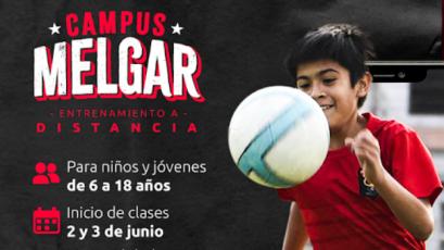 FBC Melgar presenta la primera escuela de fútbol virtual en Arequipa