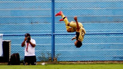 Sandro Rengifo tras el partido ante Alianza Lima: