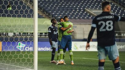 Raúl Ruidíaz volvió a marcar en la victoria del Seattle Sounders (VIDEO)