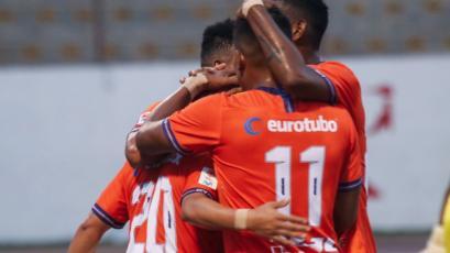 César Vallejo venció 3-1 a Alianza Atlético en Trujillo por la fecha 2 de la Copa Bicentenario
