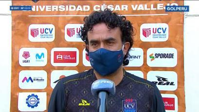 Fernando del Solar sobre el empate de César Vallejo con Cusco FC: