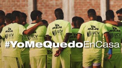 Liga1 Movistar: jugadores de César Vallejo se unen a las medidas para frenar al coronavirus (VIDEO)