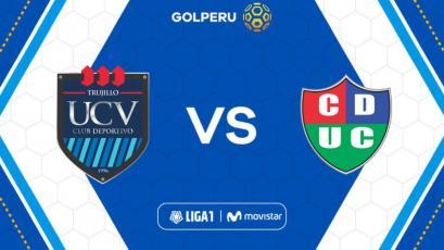 Liga1 Movistar: César Vallejo juega ante Unión Comercio en Trujillo por la sexta fecha