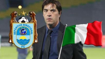 Liga1 Movistar 2020: DT de Binacional confirmó que podrían fichar a jugador de la liga italiana (VIDEO)