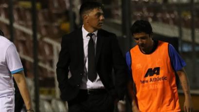 Liga1 Movistar: argentino César Vigevani dejó de ser el entrenador de Binacional (VIDEO)