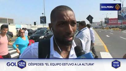 Jair Céspedes: