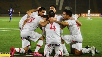 Liga 2: Atlético Grau venció 2-0 a Carlos Stein por la jornada 10 de la Fase 2 (VIDEO)