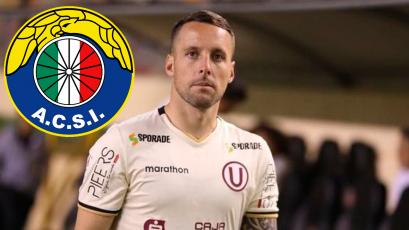 Pablo Lavandeira fue confirmado como nuevo jugador de Auxax italiano