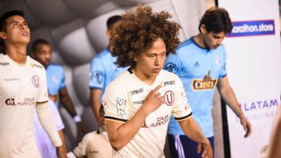 Universitario de Deportes: Paulo De la Cruz extendió su vínculo con el elenco crema