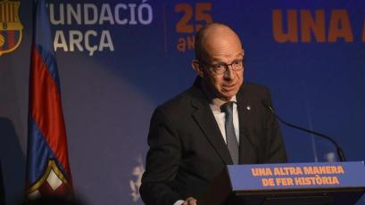 FC Barcelona: vicepresidente dio positivo a coronavirus y es el tercer caso en el club
