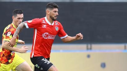 """Sergio Almirón: """"El equipo es el ganador y vamos por buen camino"""" (VIDEO)"""