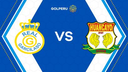 Real Garcilaso se enfrenta a Sport Huancayo en Cusco