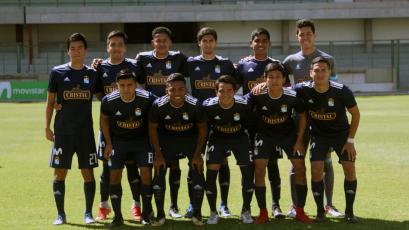 Torneo de Reservas: Sporting Cristal se quedó con el Apertura