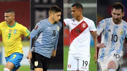 Clasificatorias Sudamericanas: conoce todos los resultados de los partidos de la fecha 7