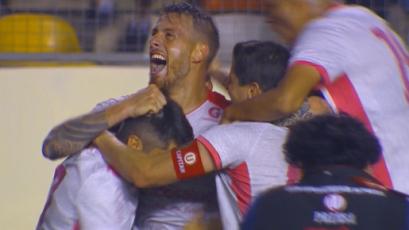 ¡Regreso triunfal! Universitario volvió a casa y venció a Sport Rosario (2-0)