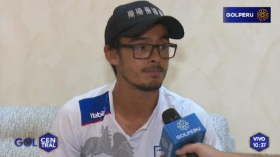 """Mario Tajima: """"El partido con Alianza Universidad es ahora el más importante"""""""