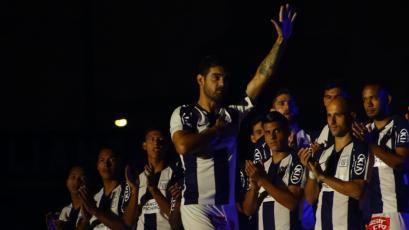 Alianza Lima: Luis Aguiar fue el más aplaudido en la 'Noche Blanquiazul' (VIDEO)