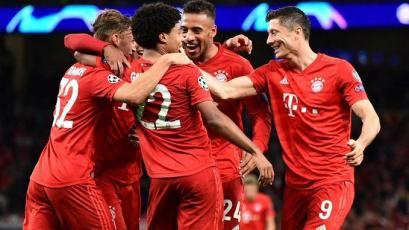 Champions League: Bayern firma una goleada histórica por 7-2 al Tottenham en Londres (VIDEO)