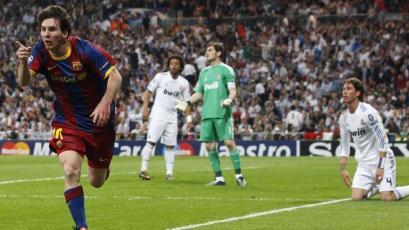 Champions League: se cumplen 9 años del triunfo del Barcelona sobre el Real Madrid en el Bernabeu (VIDEO)