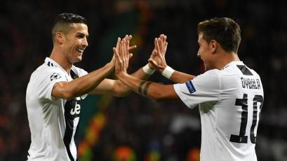 Champions League: Cristiano Ronaldo vence en su regreso al Old Trafford