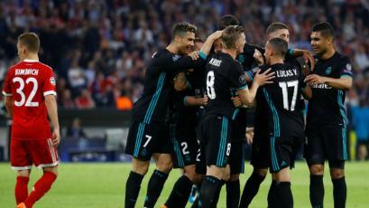 Champions League: un día como hoy, el Real Madrid sorprendió al Bayern en Munich (VIDEO)