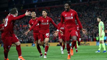 Champions League: se cumple un año del golpe del Liverpool al Barcelona en Anfield (VIDEO)