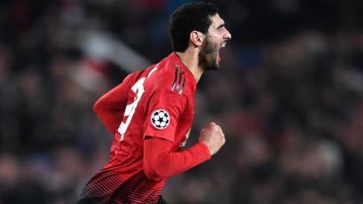 Champions League: Manchester United ganó en los descuentos y clasificó a octavos de final