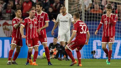 Champions League: Bayern Múnich buscará cerrar la serie ante Sevilla