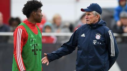 Champions League: Bayern Múnich recupera a David Alaba para la vuelta