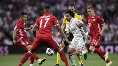 Champions League: Bayern Múnich y Real Madrid se juegan los primeros 90 minutos