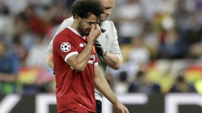 Champions League: Salah y Carvajal salen lesionados en la final y encienden las alarmas