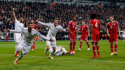 Champions League: se cumplen 6 años de la inolvidable goleada del Real Madrid frente al Bayern