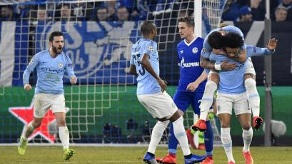 Champions League: Manchester City define en casa ante Schalke 04