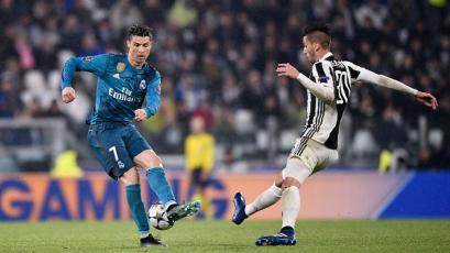 Champions League: Real Madrid y Juventus chocan por un boleto a las semifinales