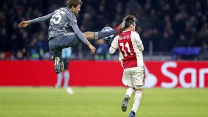Champions League: Thomas Muller fuera de la llave ante Liverpool