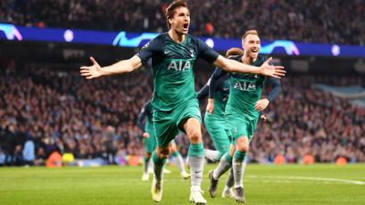 Champions League: Tottenham clasifica a su primera semifinal