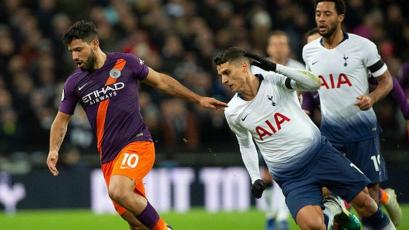 Champions League: Tottenham recibe al Manchester City