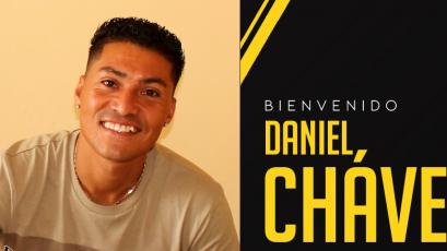 Academia Cantolao: Daniel Chávez es el nuevo refuerzo