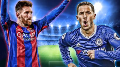 Champions League: Chelsea recibe a Barcelona en Stamford Bridge